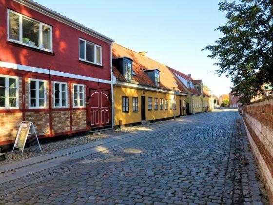 Billede fra Køge Midtby